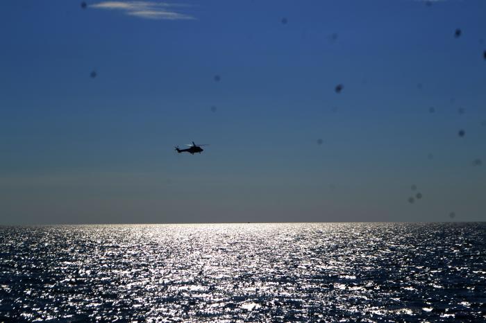Tim SAR Malaysia Ikut Melakukan Pencarian Korban Kapal Pompong Tenggelam di Selat Malaka