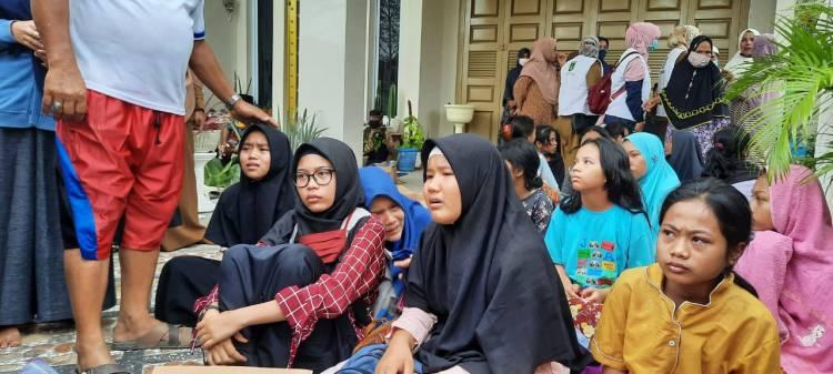 50 Anak Panti Asuhan An-Nuur Butuh Pakaian dan Makanan