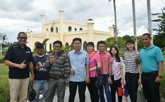Istana Siak Diajukan Wisata Heritage