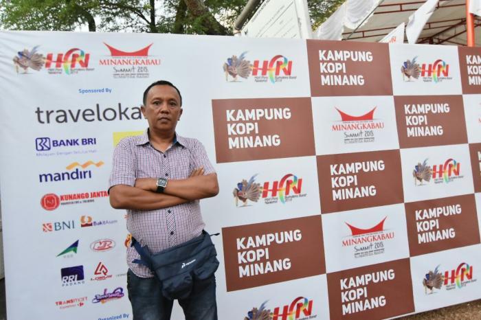 PWI Dumai Hadiri Kegiatan HPN 2018 Sumatera Barat