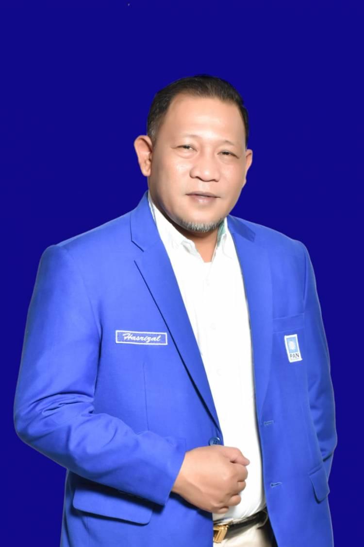 Terpilihnya Secara Aklamasi, Hasrizal Kembali Pimpin DPD PAN Dumai