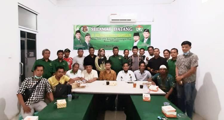 DPP PPP Silaturahmi ke DPC PPP Dumai