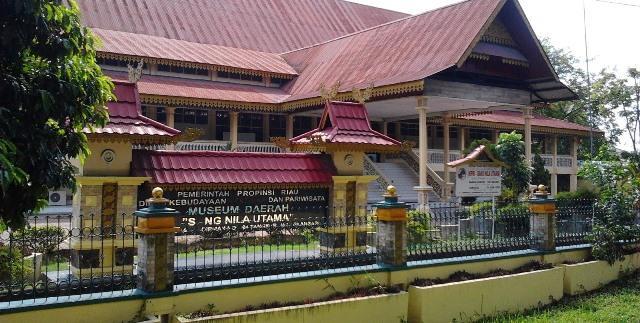 Sistem Keamanan Museum Sang Nila Riau Tak Berfungsi