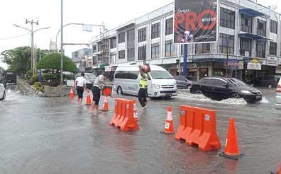 Membenahi Budaya Banjir Kota Dumai