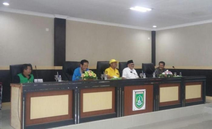 Sosialisasi PMP Resmi Dibuka Wawako Dumai