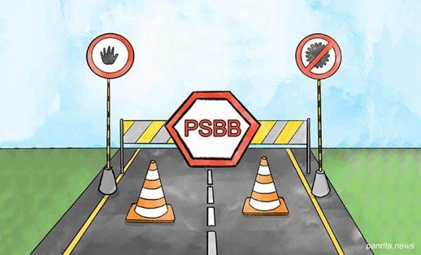 18 Mei 2020 Penerapan PSBB di Dumai