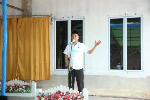 Wali Kota Dumai Resmikan Masjid Ar-Rahman