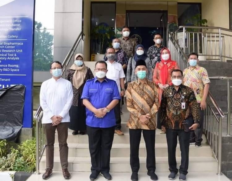 Kerjasama Institut Pertanian Bogor, Walikota Dumai: Suatu Kolaborasi Peningkatan SDM