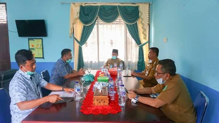 Walikota Bahas Operasional dan Rekrutmen Tol Pekanbaru - Dumai