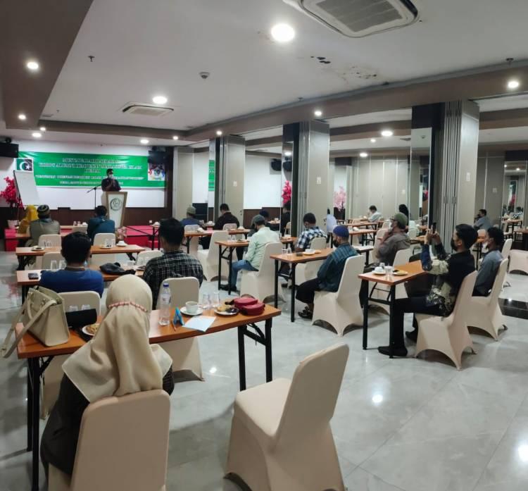 Lima Presidium Majelis Daerah KAHMI Dumai Terpilih Secara Aklamasi pada Musda ke III