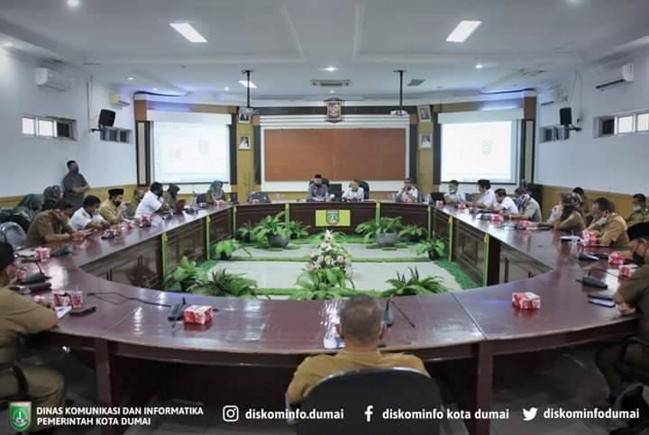 Pemko Dumai dan UIR Jalin Silaturahmi Tindak Lanjut MoU