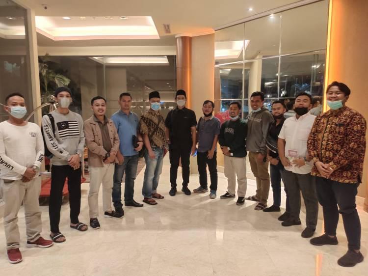 Ketua Komite Pemuda Masyarakat Ekonomi Syariah (MES) M Arief Rosyid Hasan Laksanakan Road Show Literasi Syariah ke 100 Kota, Dumai Menjadi Kota ke 20 yang Dikunjungi