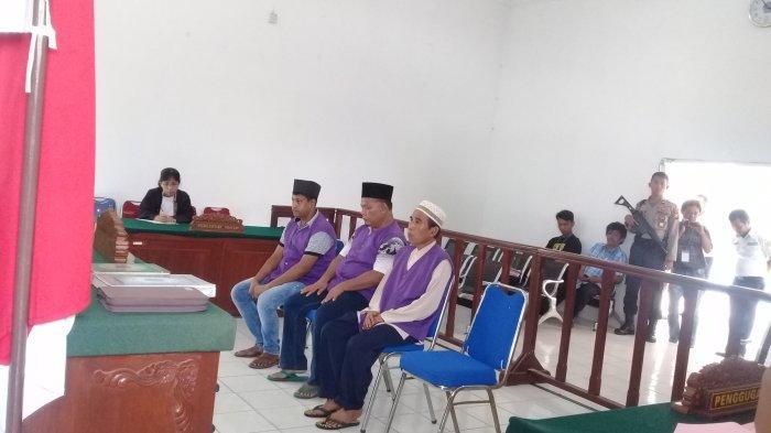 PN Dumai Vonis Bebas Tiga Terdakwa Penyelundupan Manusia