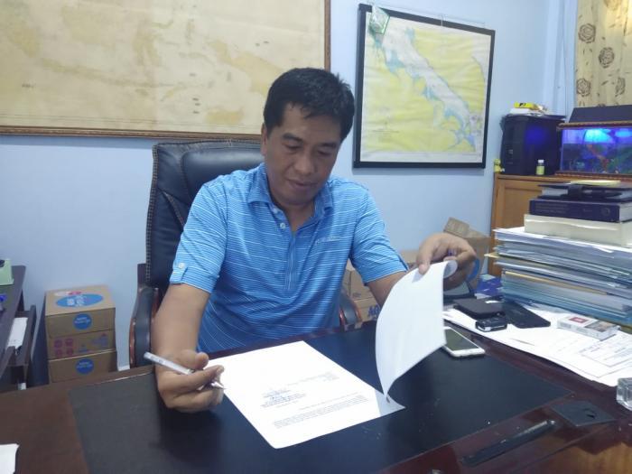 KSOP Dumai Himbau Aktifitas Pelayaran Waspada Cuaca Buruk