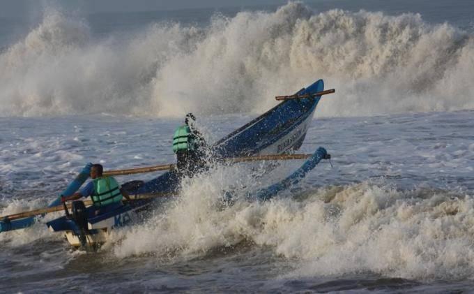 KSOP Dumai Keluarkan Surat Peringatan Dini Soal Cuaca Buruk