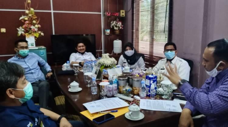 DLH Dumai Bersihkan Sampah di Kawasan PT Patra Niaga