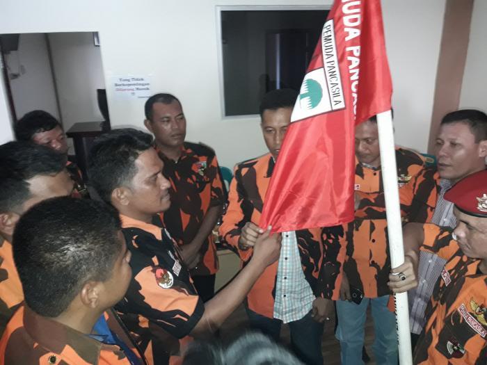 Dedi Koto Terpilih Ketua PAC PP Dumai Kota