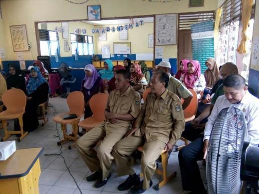 Tanoto Foundation dan PT SDS Taja Pelatihan Guru Di Dumai