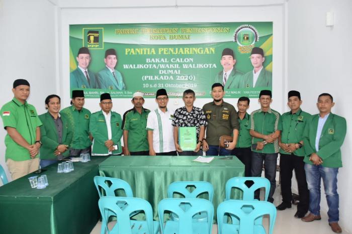 PPP Dumai Komit Penjaringan Kepala Daerah 'Tanpa Mahar'
