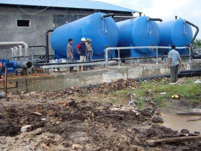 Penyidik Kejagung Periksa Proyek Air Bersih Dumai
