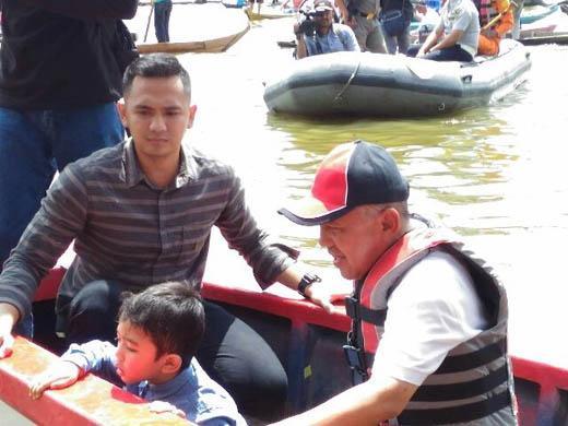 Maawuo Danau Bokuok Salah Satu Potensi Wisata Kampar