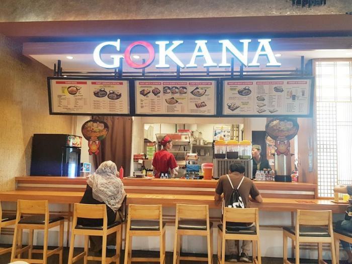 Yuk, Mengenal Lebih dengan restoran Gokana AEON Mall BSD City
