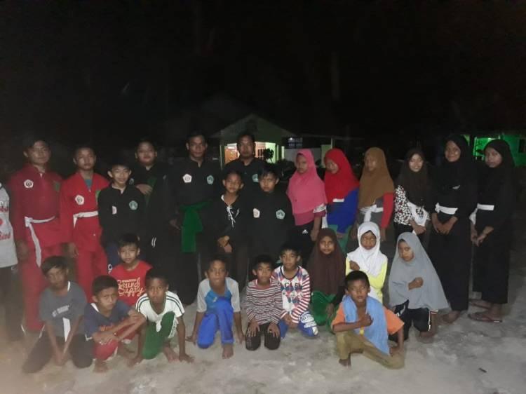 Pengurus Cabang PSNU Pagar Nusa Dumai Terbentuk