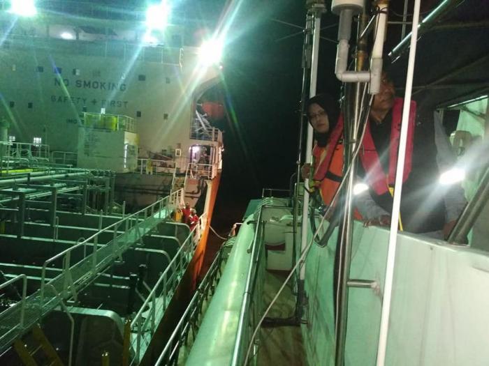 KM Bahari Indah 5 Tenggelam Bersama 11 Ton Ikan Kualitas Ekspor di Perairan Bengkalis